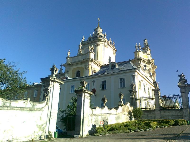 Ukraina Lwów