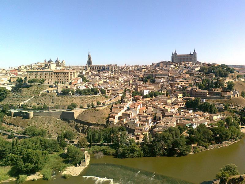 Hiszpania Toledo
